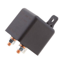 24v 200a 4 Terminals Split Charge On/off Relay For Car Truck Tractor Boat