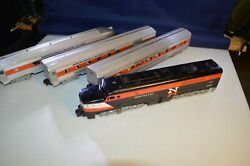 American Flyer 1957 Only New Clipper Set 23040