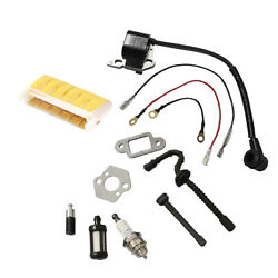 Ignition Coil Air Filter Spark Plug For Stihl 021 023 025 Ms210 Chainsaw