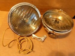 Trippe Speed Lights Chevy Ford Chrysler Packard Buick 1933 1939 1946 Vintage