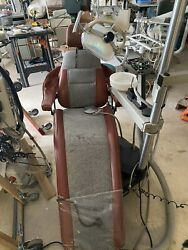 Adec 1005 Dental Chair W/ Delivery Unit And Light