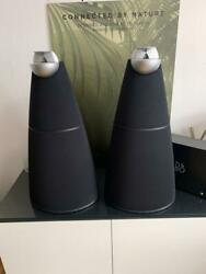 Bang And Olufsen Beolab 9 Black Active Floor Standing Speakers