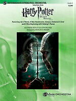 Score Harry Potter And The Deathly Hallows Part2 Medley Grade 545 Minutes
