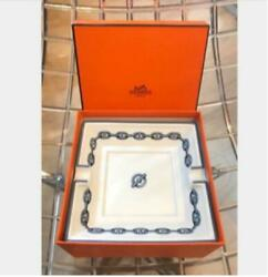 Hermes Sold Dunkle Ashtray Blue From Japan Fedex No.5125