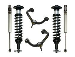 Icon 2014 Ford F150 4wd 0-2.63 Lift Stage 2 Suspension System With Tubular Uca