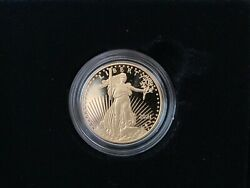 American Eagle 2021 One-half Ounce Gold Proof Coinandnbspitem Number 21ecn. Andnbspin Hand
