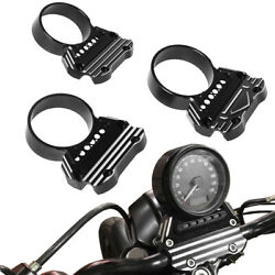 Side Mount Speedometer Relocation Instrument Bracket Fit For Harley Xl883 Xl1200