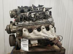 2007 Chevy Silverado 1500 5.3l Engine Motor Assembly 144470 Miles No Core Charge