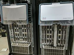 Cisco Nexus N7k-c7010 Chassis With Cards, Dual Ac, Fans