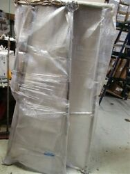 C.e. Smith T-top Right And Left Upright Frame Stainless Steel 52170 Marine Boat