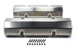 Moroso Small Block Chevy Natural Tall Valve Covers Kit P/n 68328