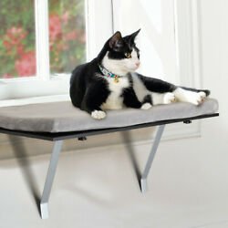Cat Window Perch Hammock Seat for Wall Cat Bed Shelves Furniture for Large Cats