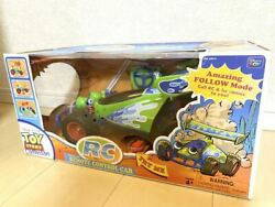 Toy Story Collection Rc Remote Control Car