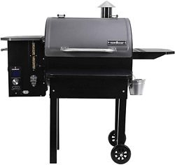 Camp Chef Pg24mzg Smokepro Slide Smoker With Fold Down Front Shelf Wood Pellet G