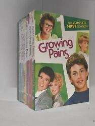 Growing Pains The Complete Series Seasons 1-7 Dvd 22-disc Box Set Free Usa