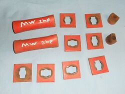 Gilson/montgomery Ward 2hp Tiller Tine Spacers And Washers