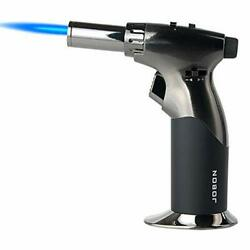 Kitchen Lighter Straight Jet Torch Lighters Windproof Refillable Inflatable