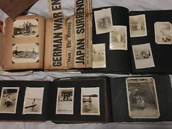 Ww2 Pictures Letters Ephemera Total Veterans And Wife Story Wwii See Desc For List