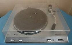 Mcs 6603 Direct Drive Semi-automatic Turntable Made In Japan See Video