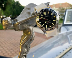 Omega Seamaster Gmt 50th Anniversary 2534.50 Automatic Stainless Steel Full Kit