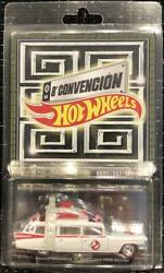 Hot Wheels Ghostbusters Ecto-1 Mexico Only From Japan Fedex No.575