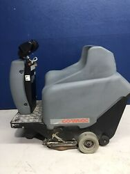 Comac Riding Floor Sweeper/ Vacuum With Charger. Freight Shipping