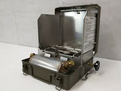 British Army - Military - No 12 Cooker Multi Fuel Stove - Camping - Bushcraft