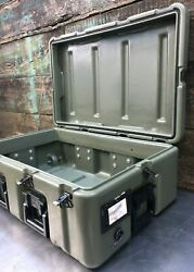 33x21x12 Hardigg Pelican Wheeled 472 Medchest 3 Military Medical Chest Case