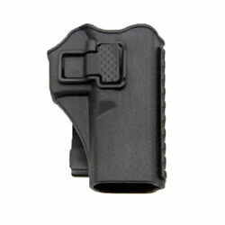 Tactical Vest Right Hand Molle Holster With Flashlight For Glock 17/19/22/23/31