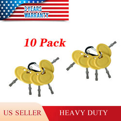 10 Ignition Key 925-1745a For Mtd Craftsman Cub Cadet Columbia Huskee Tractor