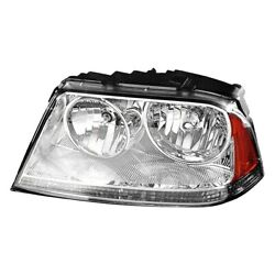 For Lincoln Aviator 03-05 Depo 331-1190l-ash Driver Side Replacement Headlight