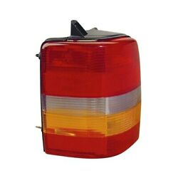 For Jeep Grand Cherokee 93-98 Driver Side Replacement Tail Light Lens And Housing