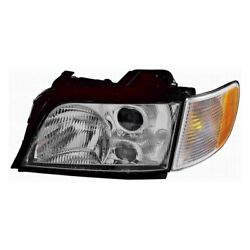 For Audi A6 Quattro 95-98 Depo 341-1113l-asc Driver Side Replacement Headlight