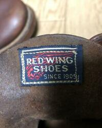 Red Wing Rare Vintage 1950 Navy Blue Tag Work Boots Engineer No.9525