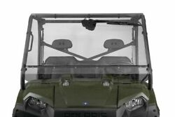 National Cycle Wash And039nand039 Wipe Windshield For Polaris Ranger 900 Diesel 2011-2013