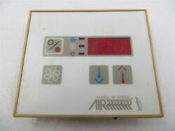 Marine Air Systems Passport I/o Air Conditioning / Heat Led Control Panel White