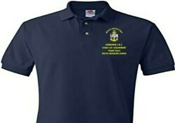 Vaw-125 Squadron Airborne C And C Japan Navy Embroidered Polo Shirt/sweat/jacket.