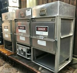 -new- M59a Military Field Range Kitchen Oven Stove Cook New Updated M59a Model