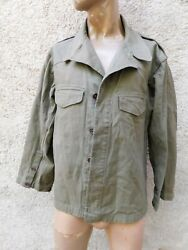 Veste Mle 47 1947 Allegee / Indochine / Datee 1954 / French Army Vintage Jacket