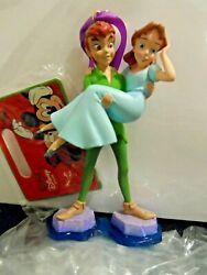 Disney Store Sketchbook 2013 Peter Pan And Wendy Ornament Nwt Rare