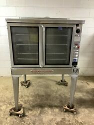 Convection Oven Blodgett Ef111 3 Phase 208/230 Volt Tested