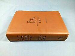 New Rare Kjv Restoration Study Bible 3rd Ed Topical Strong's Heb/grk Num Sys J