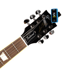 Planet Waves Eclipse Chromatic Headstock Tuner - Multiple Colors Available
