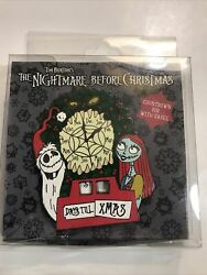 Disney Trading Pins 99131 Nightmare Before Christmas Countdown Pin With Easel