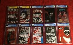Cgc 9.8department Of Truth 1-8,10 Set1st Print+variant+signed Tynion29 Books