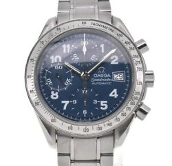 Omega Speedmaster 3513.82 Japan Limited Edition Automatic Menand039s Watch B105935