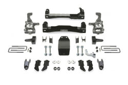 Fabtech Fit 17-20 Ford Raptor 4in System
