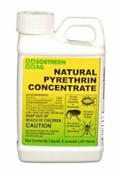 10401 Natural Pyrethrin Concentrate, 8oz, Brown/a