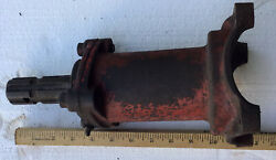 Ford 8n 9n 2n Tractor Pto Power Take Off Extension Old Parts Repair Restoration