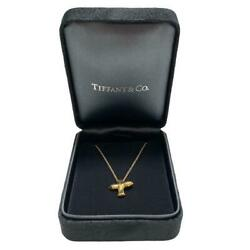 And Co. Necklace Bird Free Shipping No.6631